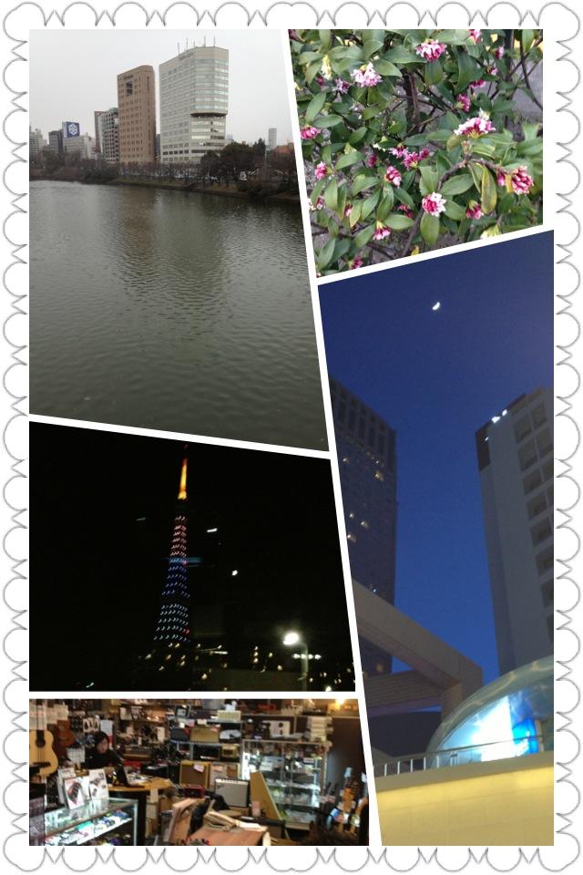 東京は春の雪(^◇^;)